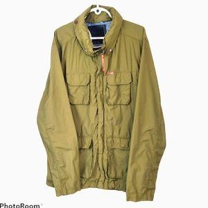 Bench Green Anorak Lightweight Rain Jacket XXL